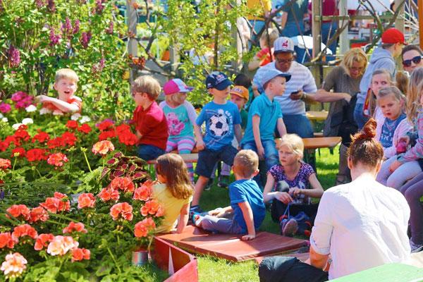 Gärtnerei Ganger | Das war unser FrühlingsGenussFest 2016
