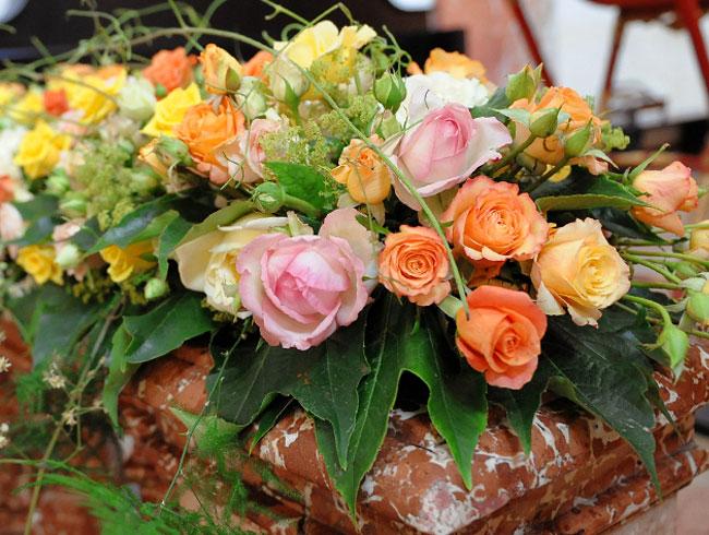 Gärtnerei Ganger | Hochzeitsfloristik