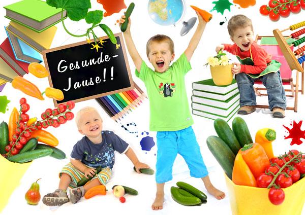 Gärtnerei Ganger | Schulobstjause - Gesunde Jause