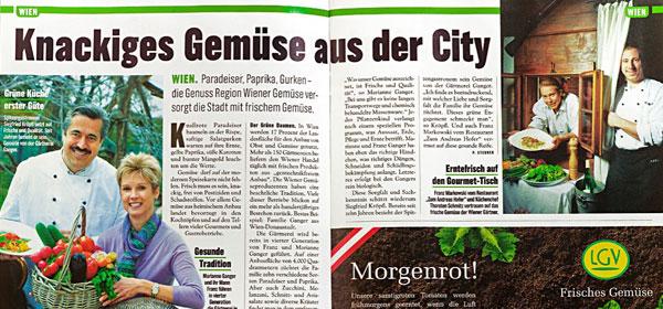 Gärtnerei Ganger | Pressebericht News