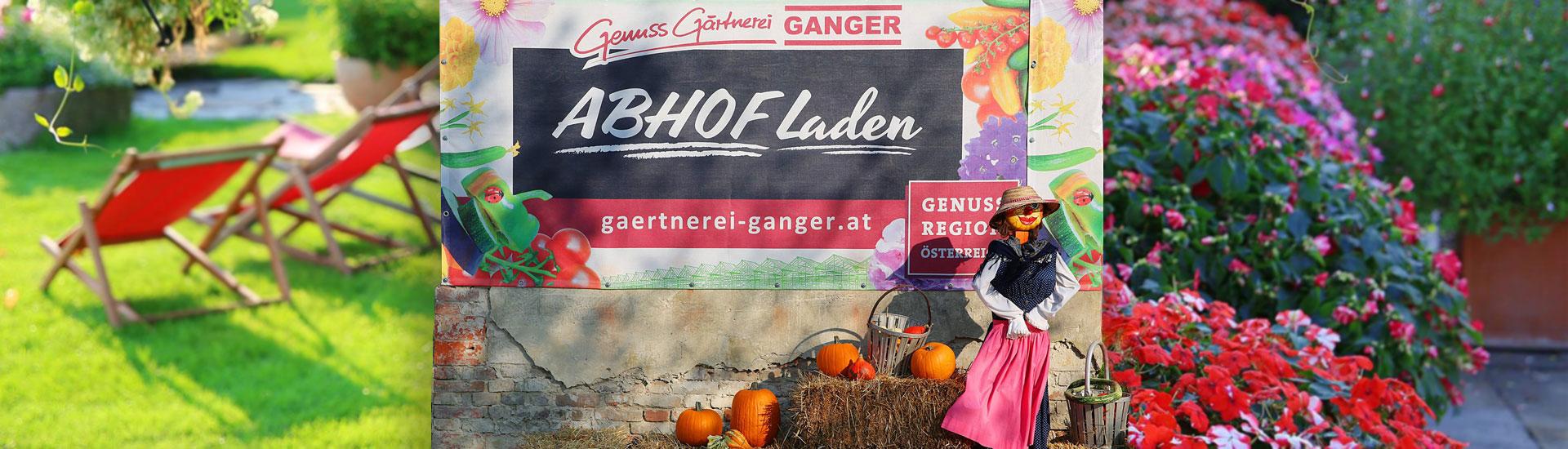 Gärtnerei Ganger | Abhofladen